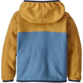 Patagonia Micro D Snap-T Chaqueta Niños, woolly blue